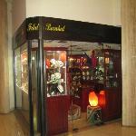 Shops in Lobby