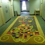hotel in our floor