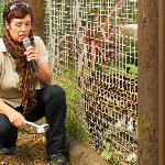 Dedicated and Friendly Staff Sandown Zoo IOW