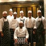 Kitchen Staff of KT