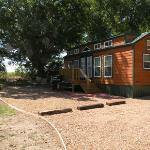 Loft Deluxe Cabin exterior