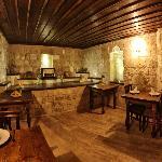 Cave Frühstücksraum