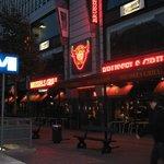 Brussels steak house