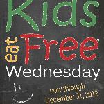 New Kids Menu - with Lots of Healthy Choices!