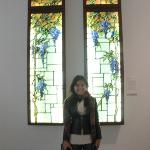 With some Art Nouveau windows
