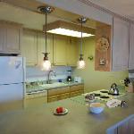 Kitchen area unit 220