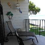 Balcony long chair unit 220