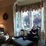 very relaxing room!