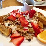 Healthy Start Waffle