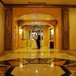 Conti St entrance hallway