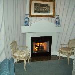Fireplace, very nice