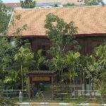 Facade View of Phumkreus Khmer