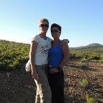 safari Nadia en Kim