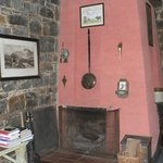 Chimney Cottage open fire