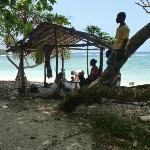 Idyllic Honeymoon Beach