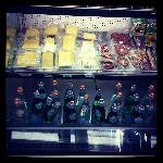 Our Deli meats and cheeses