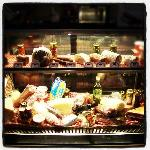 Our vast array of deli meats and cheese