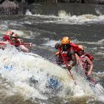 White water rafting - this activity can be arranged for our guests