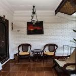 cottage terrace