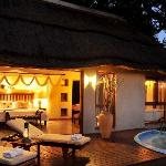 Romantic Evenings Private Plunge Pool