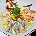 seafood pkatter :)