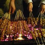 Wada propose de participer pour apprendre la cuisine locale !