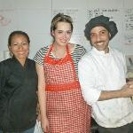 Paloma and the other great staff at CERA 23