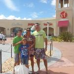 family @ premium outlet