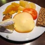 カマンベールが美味しかった 朝食