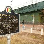 The oldest baseball park in the U.S.