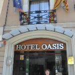 Foto de Hotel Oasis