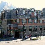 Mount Royal Hotel in Banff, AB