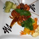 Chef Specials Daily . . . Mayan King Prawn
