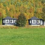Our two smallest cabins are more like detached suites