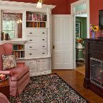 Vanderslice Suite Sitting Room