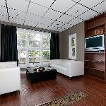 Bijou Apartment living area