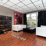 Bijou Apartment social area