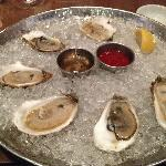 My selection of Massachusetts Oysters