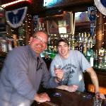 Joe and Brian Y