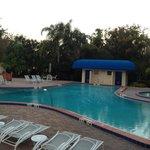 No jacuzzi!!! How do you call yourself a resort?
