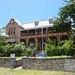 The excellent Cooktown Museum situated in a former convent