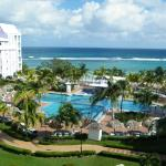 View of Pool and Ocean from Deluxe Junior Suite