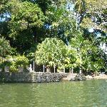 One of the many private islands of Lake Nicaragua