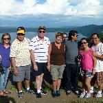 Apoyo's Inactive Volcano and beautiful lake
