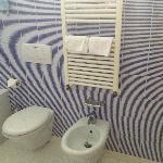 hot towel rail