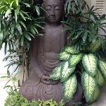 Our Welcoming Buddha