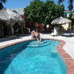 No crowds at this pool!!!