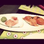 Shake sushi
