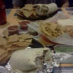 Foto de Flaming Amy's Burrito Barn