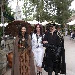 Elena,one more Elena(me)and Zorro